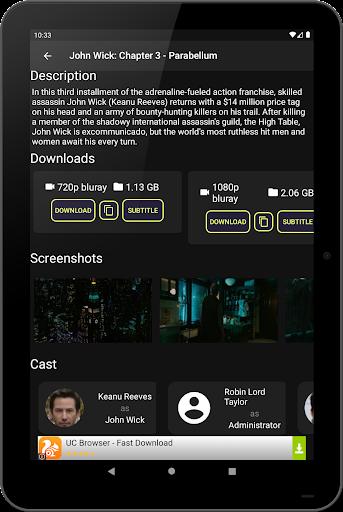 Torrent Movies 1.2.3 screenshots 23