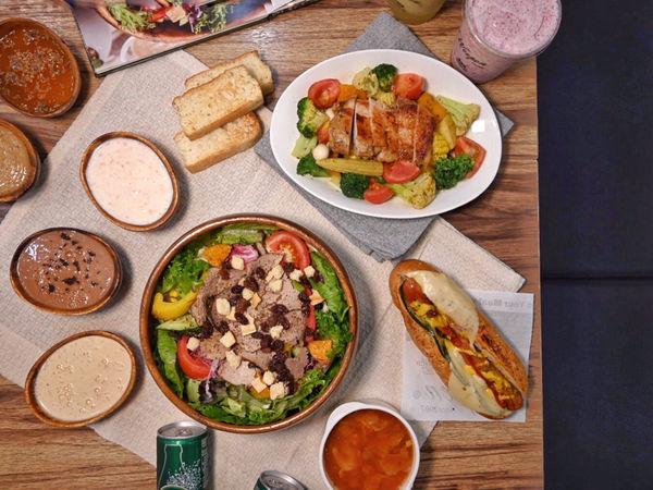 好吃又能減肥的超人氣首選【WOOPEN木盆沙拉】新鮮、健康、無負擔