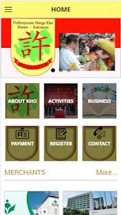Download Marga Kho Batam For PC Windows and Mac apk screenshot 1