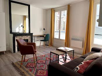 Studio meublé 24,25 m2