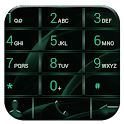 Dialer MetalGate Green theme icon