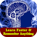 How to learn anything faster icon