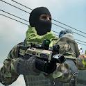 Crossfire Commander:Kill Games icon