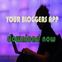 your bloggers app icon