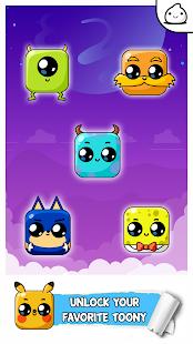 Cartoon Cubes Evolution - Idle Clicker Game Kawaii - náhled