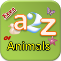 Alphabets with Animals-A2Z icon