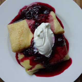 How to Make Cheese Blintzes.