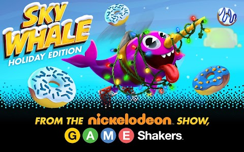 Sky Whale v1.0.63 (Mod Money/Lives)