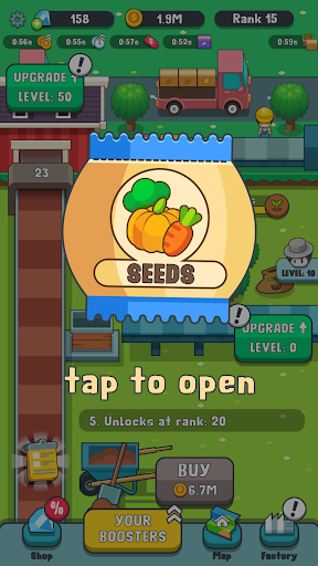 Juice Farm u2013 Idle Harvest 1.5.0 screenshots 3