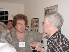 Photo: PROFESSORS DAVID EPPSTEIN AND RICHARD PALAIS