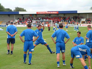 Photo: 05/08/06 v Accrington Stanley (FC2) 2-0 - contributed by Martin Wray