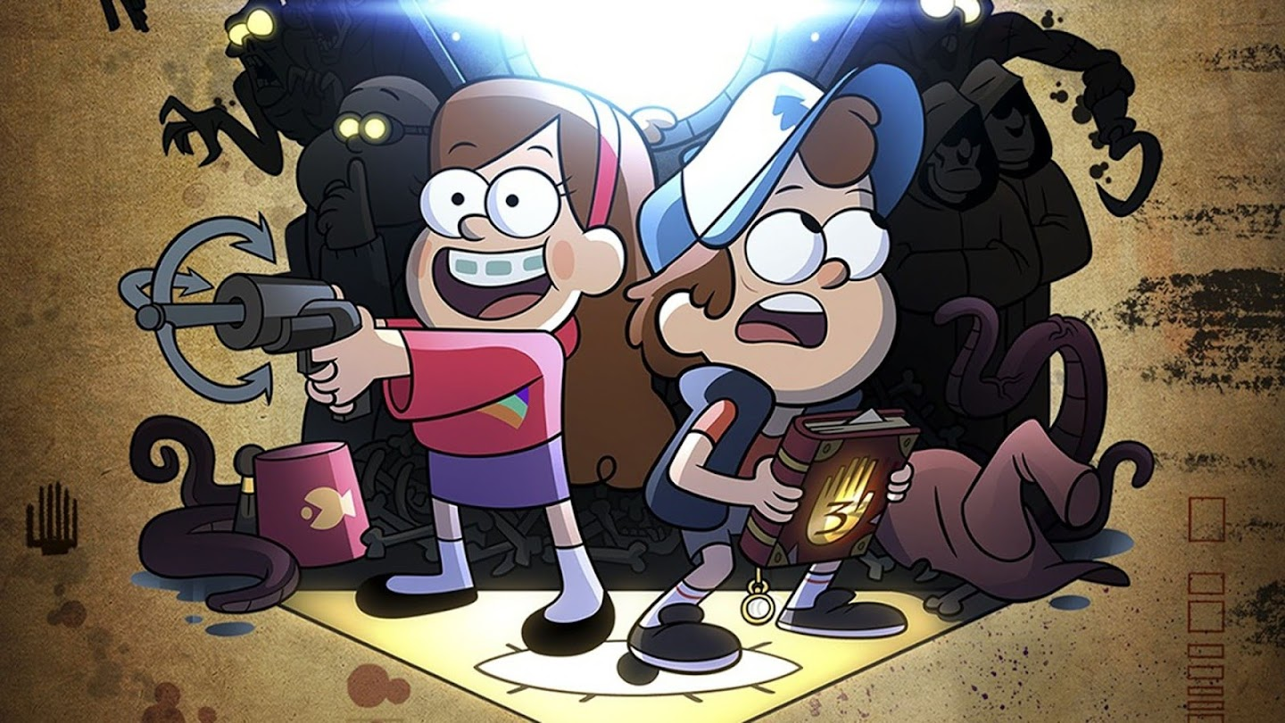 Watch Gravity Falls Online Youtube Tv Free Trial