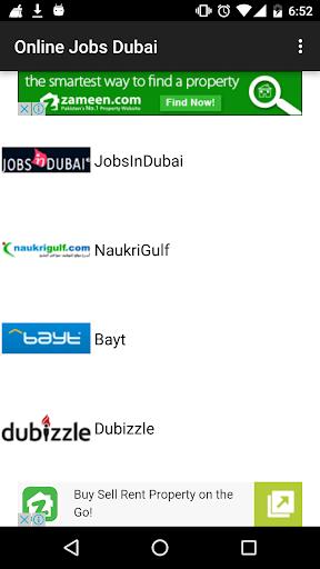 Download Jobs in Dubai - UAE Jobs Google Play softwares