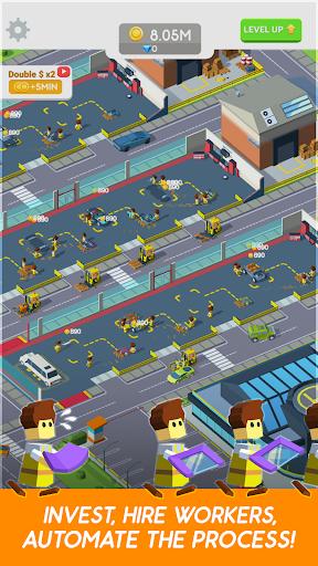 Idle Mechanics 3D Manager screenshot 3
