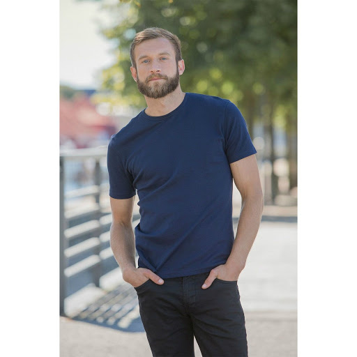 Neutral Label Organic Men's Interlock T-Shirt