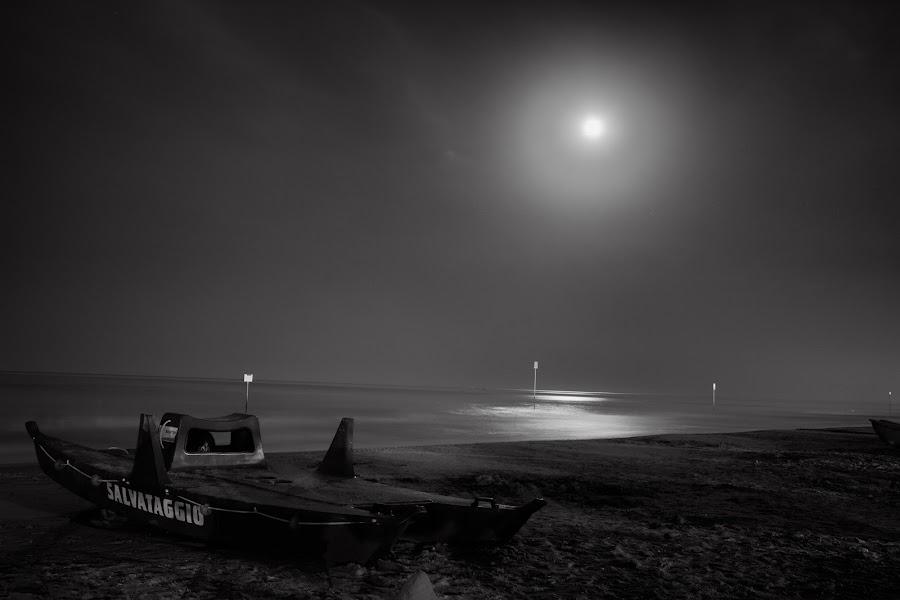 by Ani Desu - Landscapes Beaches ( alba adriatica, , landscape, beach )