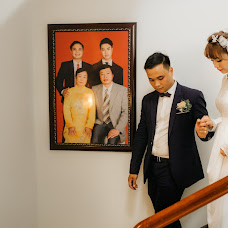 Wedding photographer Tri Nguyen (xoaiweddings). Photo of 13.03.2018
