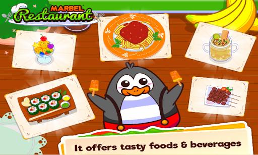 Marbel Restaurant - Kids Games ss2