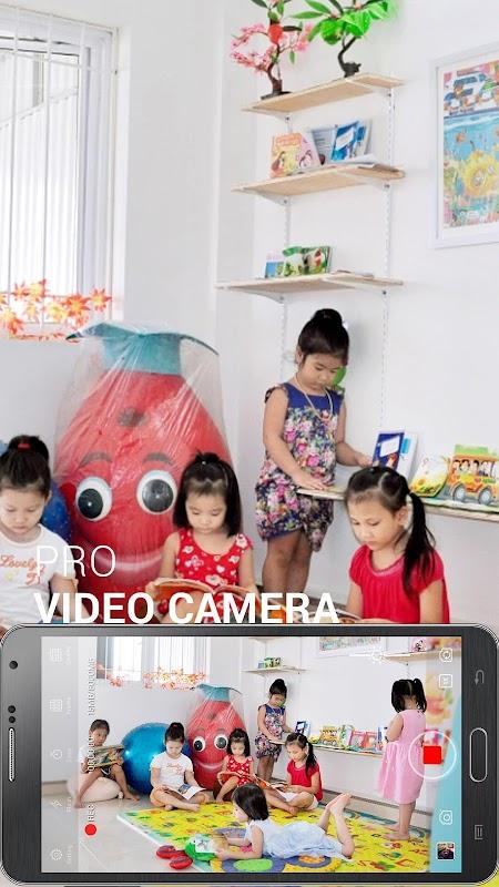 HD Camera + screenshots