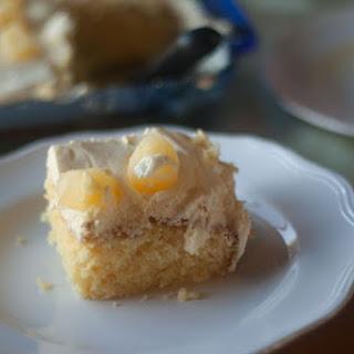 Pineapple Poke Cake.