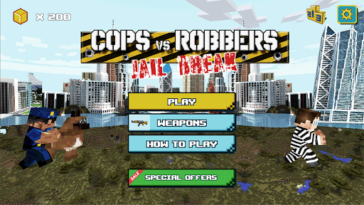 Cops Vs Robbers: Jailbreak 1.91 screenshots 1