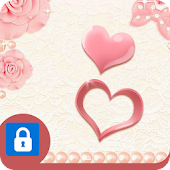 AppLock Theme Sweet love