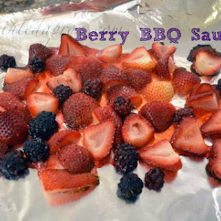 Berry Burst BBQ Sauce