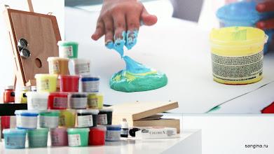 Photo: Новые 3D краски для детского творчества