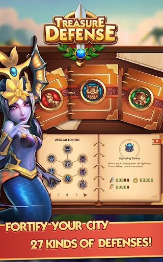 Treasure Defense 2.2.0.23 screenshots 10