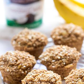 Skinny Spiced Coconut Yogurt Quinoa Muffins Recipe