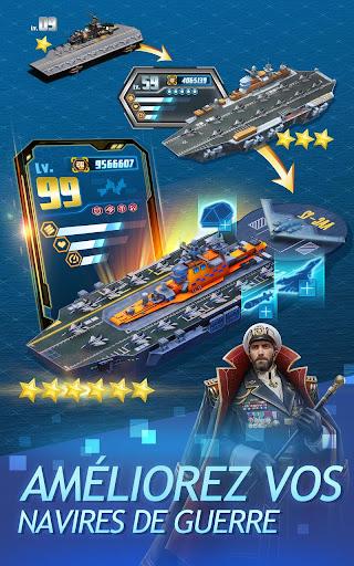 Battleship & Puzzles: Warship Empire APK MOD – ressources Illimitées (Astuce) screenshots hack proof 1