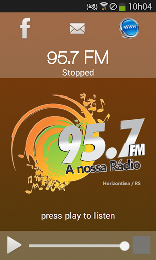 95.7 FM