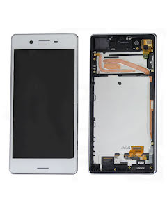 Xperia X Display Original White