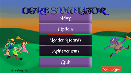 Ogre Simulator