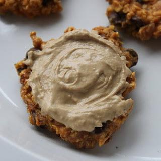 Pumpkin Oat Carob Chip Cookies.