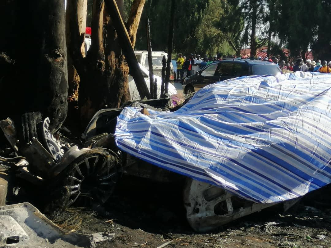Zim Businessman And Socialite Ginimbi Kadungure Killed In Crash After Party At Nightclub
