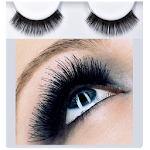 make eyelashes beauty Icon