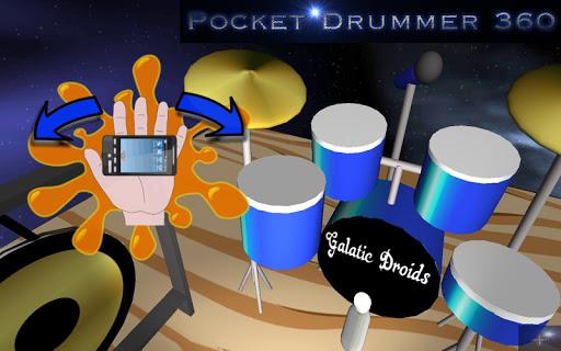 Pocket Drummer 360