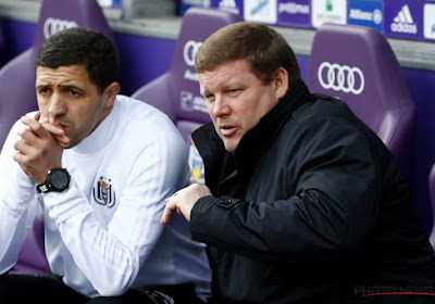 """Hein Vanhaezebrouck conquis par son ancien bras droit : """"Avec Charleroi, je savais que ça matcherait"""""""