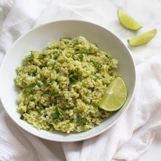 Magic Green Rice Recipe