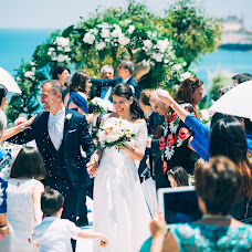 Wedding photographer Andrea Materia (materia). Photo of 26.04.2018