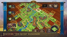 Carcassonne: Official Board Game -Tiles & Tacticsのおすすめ画像4