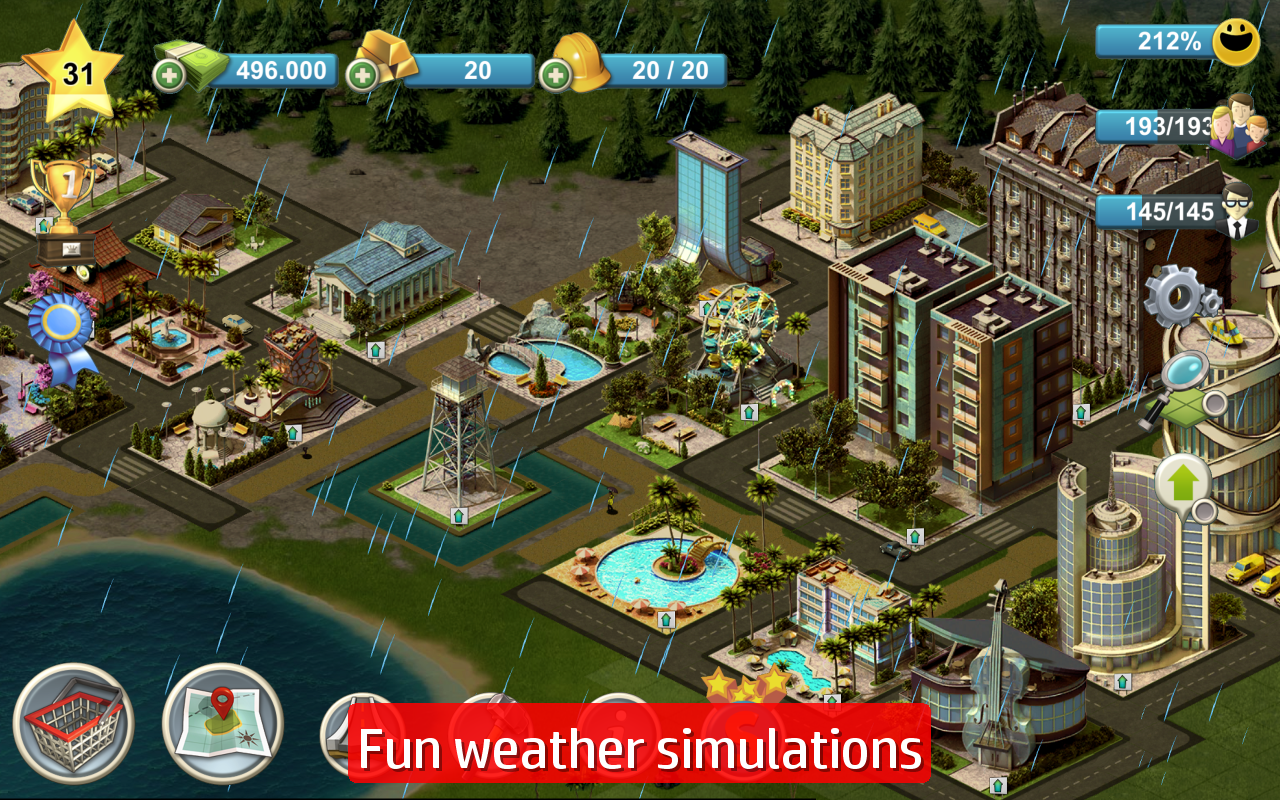 city island 4 sim town tycoon expand the skyline. Black Bedroom Furniture Sets. Home Design Ideas