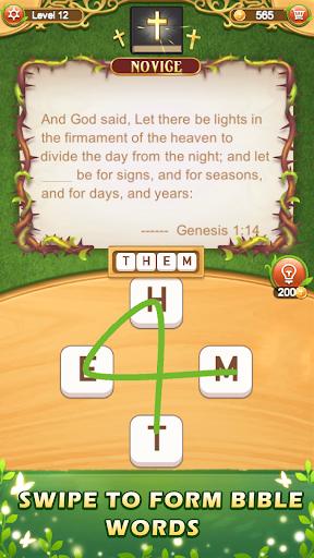 Bible Verses Puzzle apktreat screenshots 2
