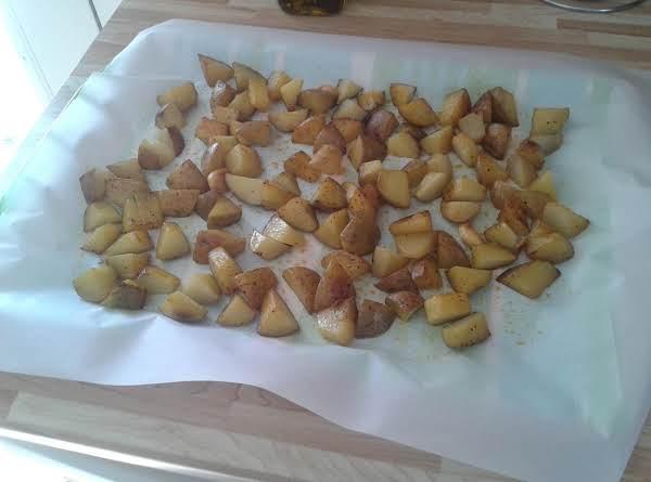 Make-ahead Breakfast Potatoes