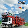 Airplane Bus Flight Truck Transporter Hidden City