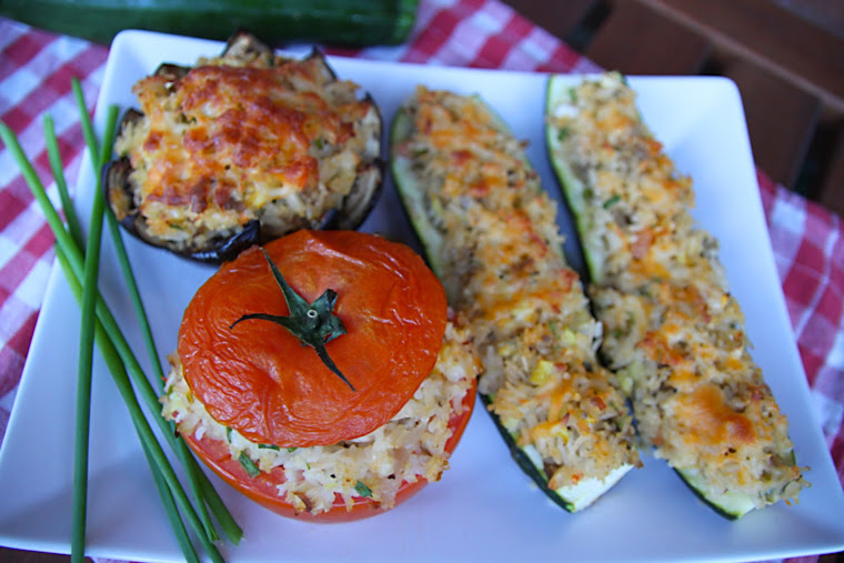 Stuffed Vegetables - JadoreSha.com