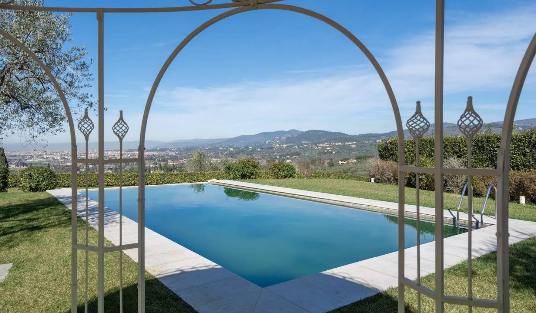 Appartement avec piscine Bagno a Ripoli