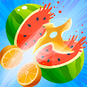 Fruit Cut - knife master icon