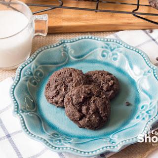 Chewy Brownie Cookies.